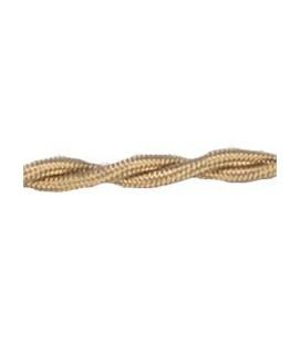 Телефонный кабель, внешняя оплетка шелк, упаковка 25м, FEDE SURFACE