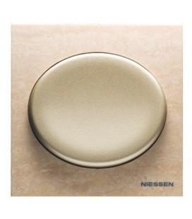 Выключатель в сборе ABB Niessen серии Tacto, натуральный мрамор