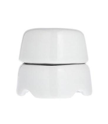 Распаячная коробка большая Salvador, белый