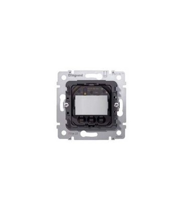 Датчик движения 400Вт Legrand Galea Life, c кнопками для включения/выключения, 2-проводной