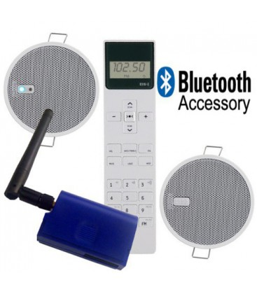 "Встраиваемое радио KBsound iSelect 2,5"" с Bluetooth модулем"