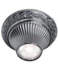Накладной точечный светильник из латуни, FEDE коллекция VITORIA, блестящий хром