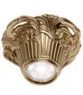 Накладной точечный светильник из латуни, FEDE коллекция Chianti Surface, блестящее золото