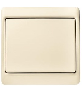 Выключатель в сборе Berker серии Arsys, белый с блеском