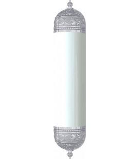Настенный светильник с плафоном, FEDE коллекция EMPORIO WALL LIGHT II, блестящий хром