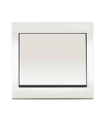 Выключатель в сборе Berker серии K.1, полярная белизна с блеском