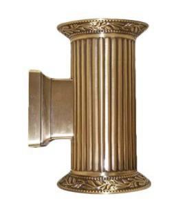 Настенный светильник из латуни, FEDE коллекция PARIS up and down, патина
