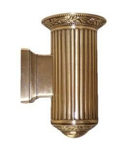 Настенный светильник из латуни, FEDE коллекция PARIS up or down, патина