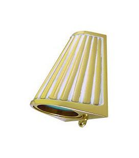 Накладной настенный светильник с матовым стеклом, FEDE коллекция BARI OPAQUE GLASS, gold white patina