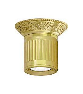 Настенный светильник из латуни, FEDE коллекция VIENNA UP OR DOWN, блестящее золото