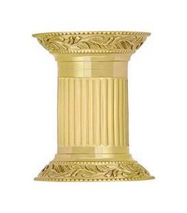 Настенный светильник из латуни (2 лампы), FEDE коллекция VIENNA UP & DOWN, блестящее золото