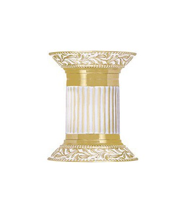 Настенный светильник из латуни (2 лампы), FEDE коллекция VIENNA UP & DOWN, золото с белой патиной