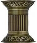Настенный светильник из латуни (2 лампы), FEDE коллекция VIENNA UP & DOWN, патина