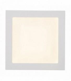 "Светильник ""Kolja"" 225 мм 1x18W, металл/пластик, LED, белый"