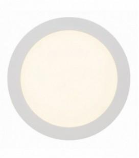 "Светильник ""Laureen"" 225 мм 1x18W, металл/пластик, LED, белый"