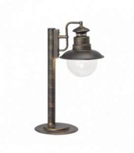 "Лампа напольная ""Artu"", 1х60W 535 мм мет./стекло, 230V, черный"