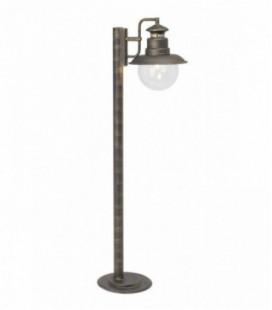 "Лампа напольная ""Artu"", 1х60W 990 мм мет./стекло, 230V, черный"