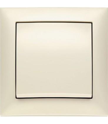 Выключатель в сборе Berker серии S.1, белый с блеском