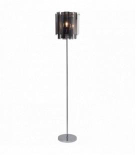"Лампа напольная ""Alanis"" E27x1x60W, мет./стекло, 230V, хром"