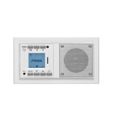 Радиоприёмник PEHA Audio Point NOVA Design, белый