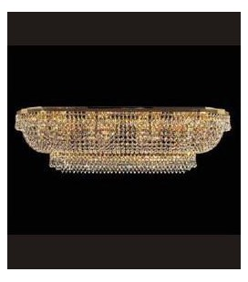Светильник потолочный Kolarz ART DECO spectra SW, золото, C510.123/150