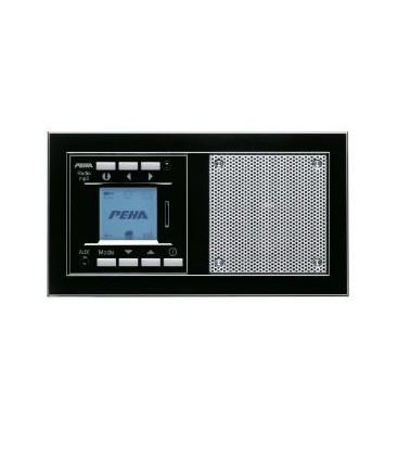 Радиоприёмник PEHA Audio Point NOVA Design, черный