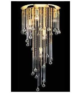 Светильник потолочный Kolarz ART DECO spectra SW, золото C650.17/40