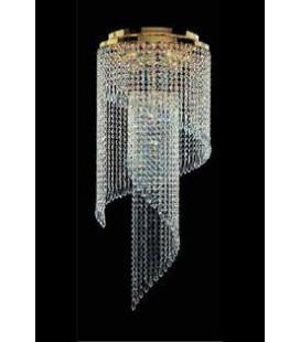 Светильник потолочный Kolarz ART DECO spectra SW, золото, C890.17/40