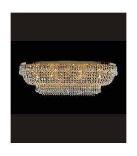 Светильник потолочный Kolarz ART DECO spectra SW, золото, C500.18/50