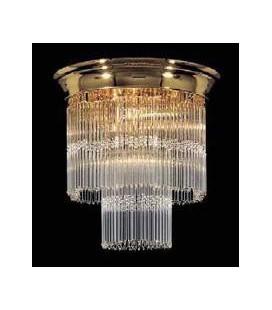 Светильник потолочный Kolarz ART DECO декор стекло, золото, C450.14/30