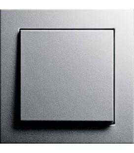 Выключатель в сборе GIRA серии E2, алюминий
