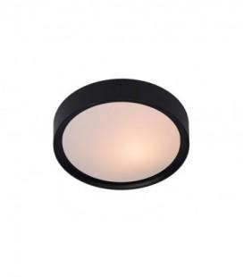 Lucide LEX Plafondlicht 1xE27 D23cm Zwart, 08109/01/30