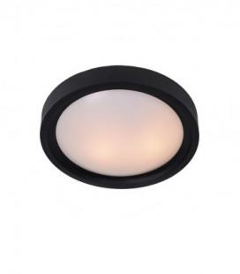 Lucide LEX Plafondlicht 2xE27 D30cm Zwart, 08109/02/30