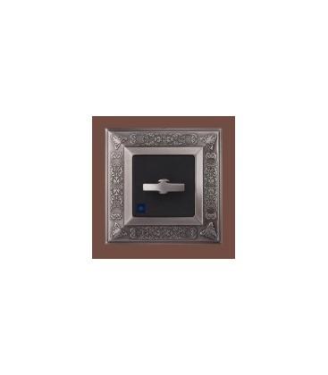 Поворотный выключатель в сборе FEDE коллекция Granada, Antique Silver