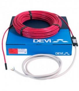 Нагревательный кабель для теплого пола Deviflex™ DTIP-18 2535 / 2755 Вт 155 м, DEVI