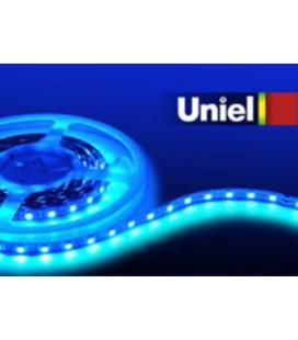Светодиодная лента ULS-5050-60LED/m-10mm-IP20-DC12V-14,4W/m-5M-BLUE катушка в герметичной упаковке