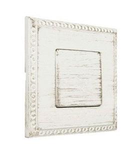 Выключатель в сборе FEDE коллекция Provence Toledo, White Decape