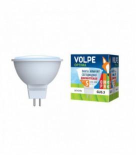 Светодиодная лампа диммирруемая серии Optima Dimmable LED-JCDR-5W/NW/GU5.3/DIM/O
