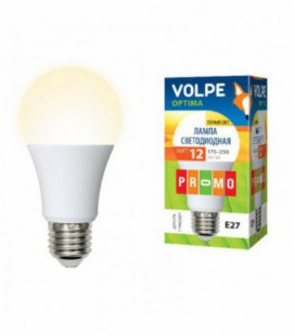 Светодиодная лампа серии Optima LED-A60-12W/WW/E27/FR/O