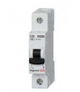 Автоматический выключатель Legrand LR 1 фаза 63А (тип С) 6кА
