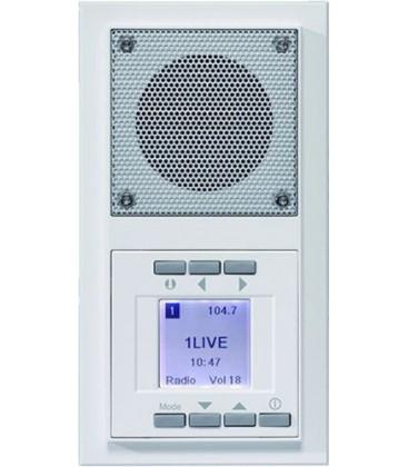 Радиоприемник PEHA Aura Design в сборе, белый