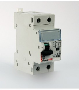 Устройство защитного отключения Legrand DX3 6A Тип AC 30mA