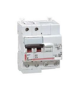 Устройство защитного отключения Legrand DX 10A Тип AC 10mA