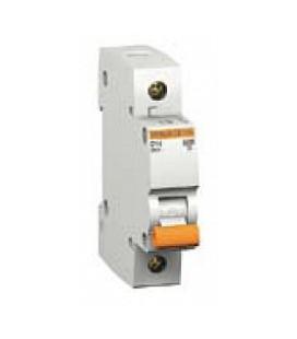 Автоматический выключатель Schneider Electric ВА63 1П 25А C