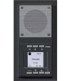 Радиоприемник PEHA Aura Design в сборе, антрацит