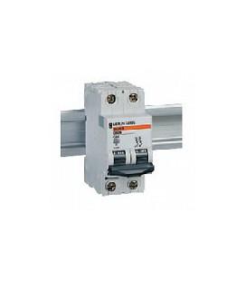 Автоматический выключатель Schneider Electric C60N 2П 0,5A C