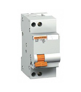 Автоматический выключатель дифференциальной нагрузки Schneider Electric ВД63 2П 25A 300MA