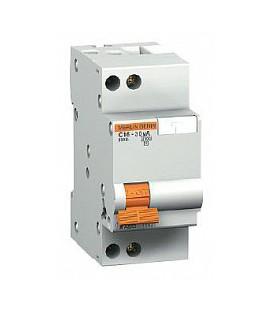 Автоматический выключатель дифференциальной нагрузки Schneider Electric ВД63 2П 16A 10MA