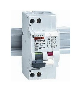 Автоматический дифференциальный выключатель Schneider Electric DPN N VIGI 6КА 10A С 30МA