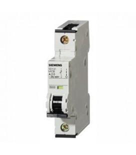 Автоматический выключатель Siemens 1ф 50А, тип С, 10кА